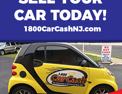 Sell Your Car Now in NJ