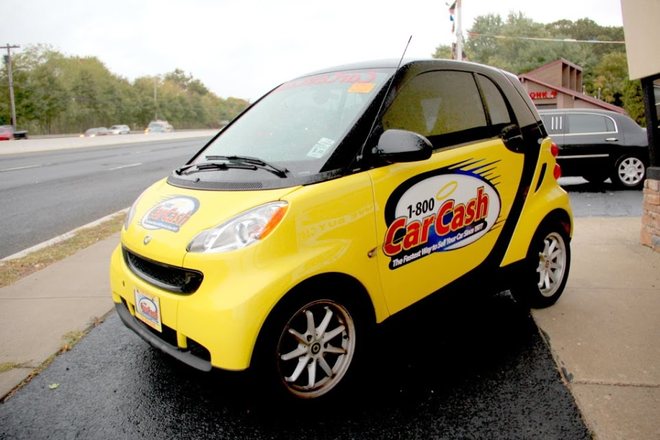 Car Cash NJ Smart Car